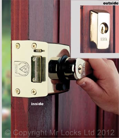 Mr Locks BS3261 Nightlatch Lock